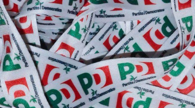 Assemblea provinciale PD: nomine e deleghe. Presentata la nuova segreteria