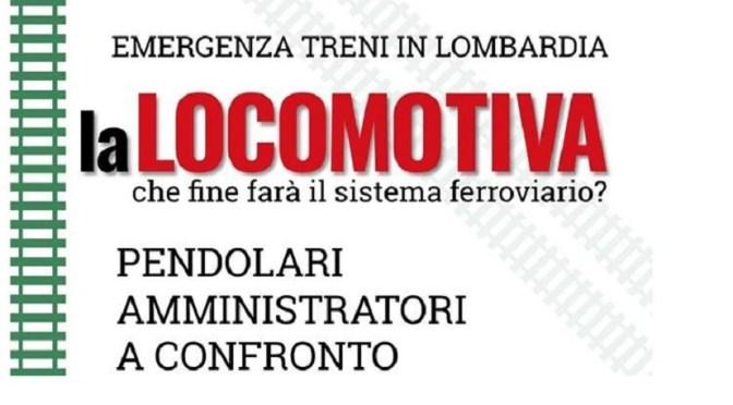 Servizio ferroviario: sabato 2 marzo amministratori locali e pendolari a confronto a Cremona