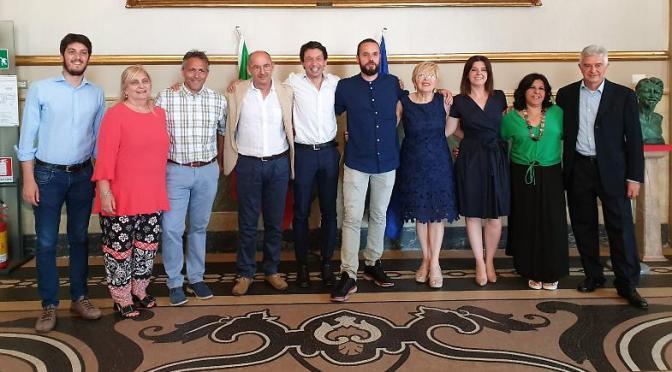 Presentata la nuova giunta comunale di Cremona