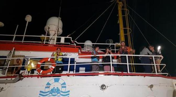 Sea Watch: comunicato della segreteria cittadina PD di Cremona