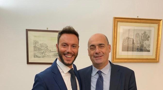 """Renzi abbandona il PD, Zingaretti """"Ci dispiace ma ora guardiamo avanti"""". Canale: """"A fianco del nostro segretario, mettiamoci la faccia"""""""
