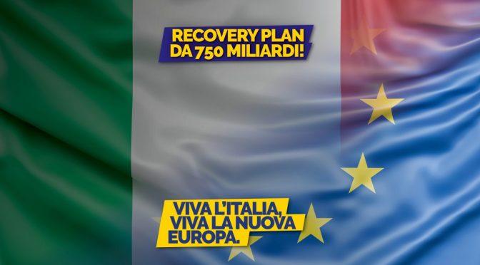 Recovery Fund, per l'Italia 209 miliardi: ora servono visione, concretezza e velocità