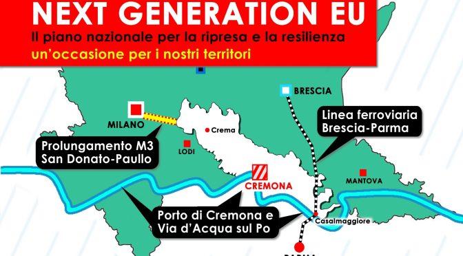 """Next Generation EU, Piloni (PD): """"Un'opportunità unica per i nostri territori"""""""