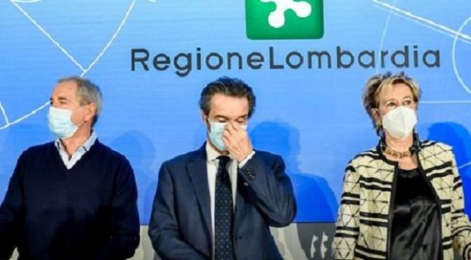 Caos vaccini in Lombardia: Fontana e Moratti chiedano aiuto al generale Figliuolo, inaccettabili ulteriori ritardi