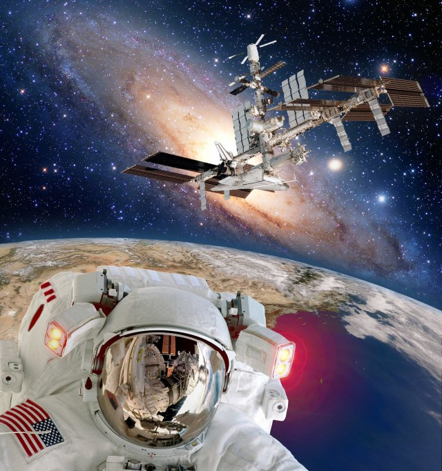 Astronaut health in space