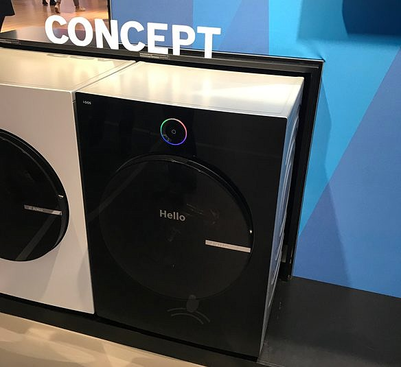 Bosch washing machine IFA 2019