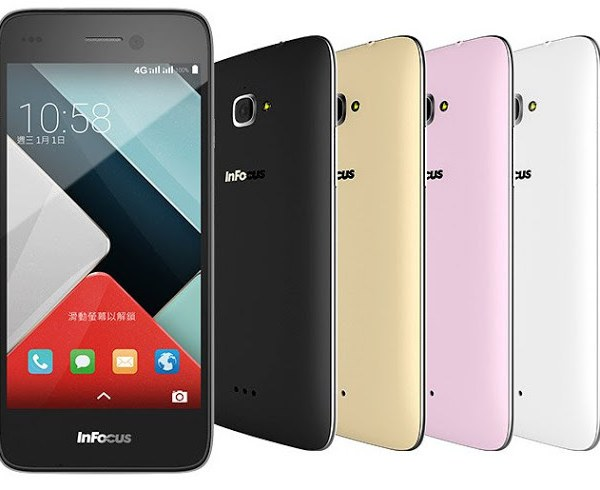 InFocus M370 Smartphone Full Specification
