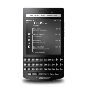 BlackBerry Porsche Design P'9983 SmartPhone Full Specification