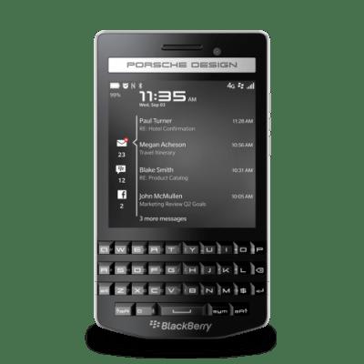 BlackBerry Porsche Design P'9983 SmartPhone Full Specification