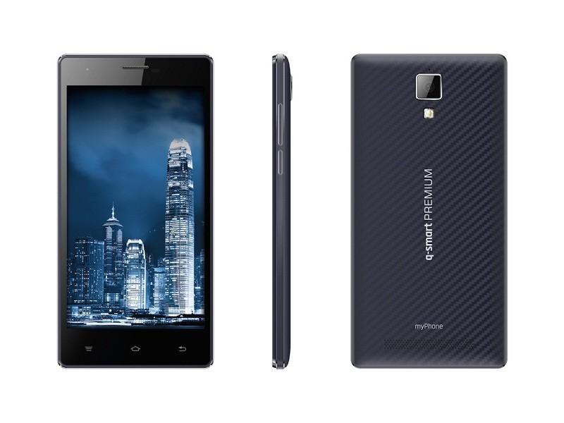 myPhone Q-Smart Premium Smartphone Full Specification