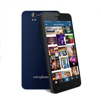 Verykool SPARK II s5015 SmartPhone Full Specification