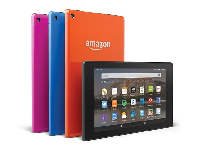 Amazon Fire HD 8 Tablet Full Specification
