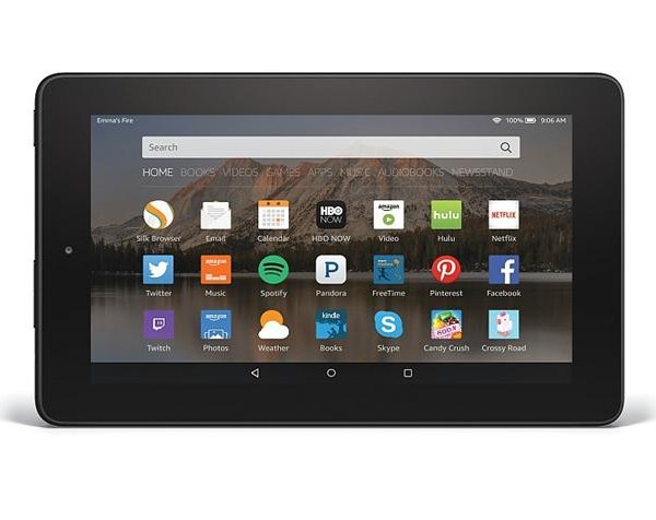 Amazon Fire Tablet Full Specification