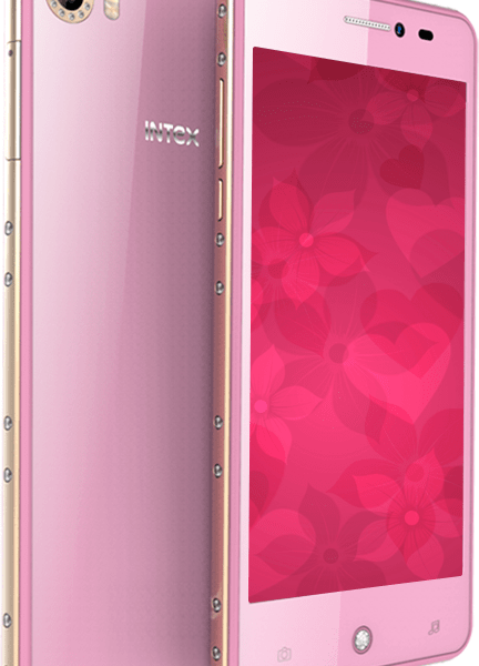 Intex Aqua Glam Smartphone Full Specification
