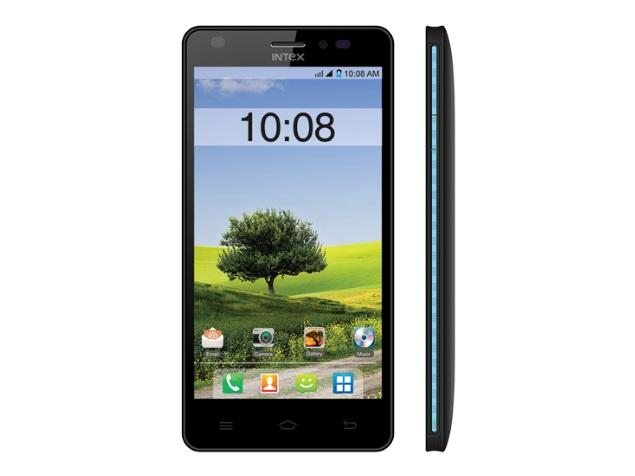 Intex Aqua Life Three Smartphone Full Specification