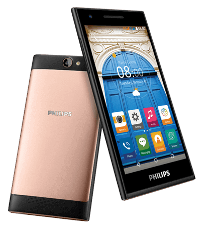 Philips S358 Smartphone Full Specification