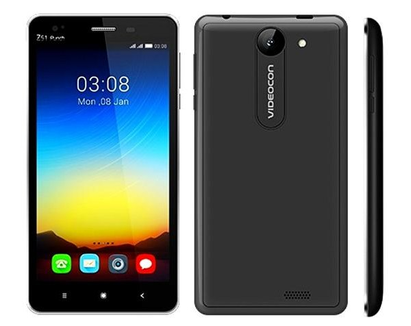 Videocon Infinium Z51 Punch Smartphone Full Specification