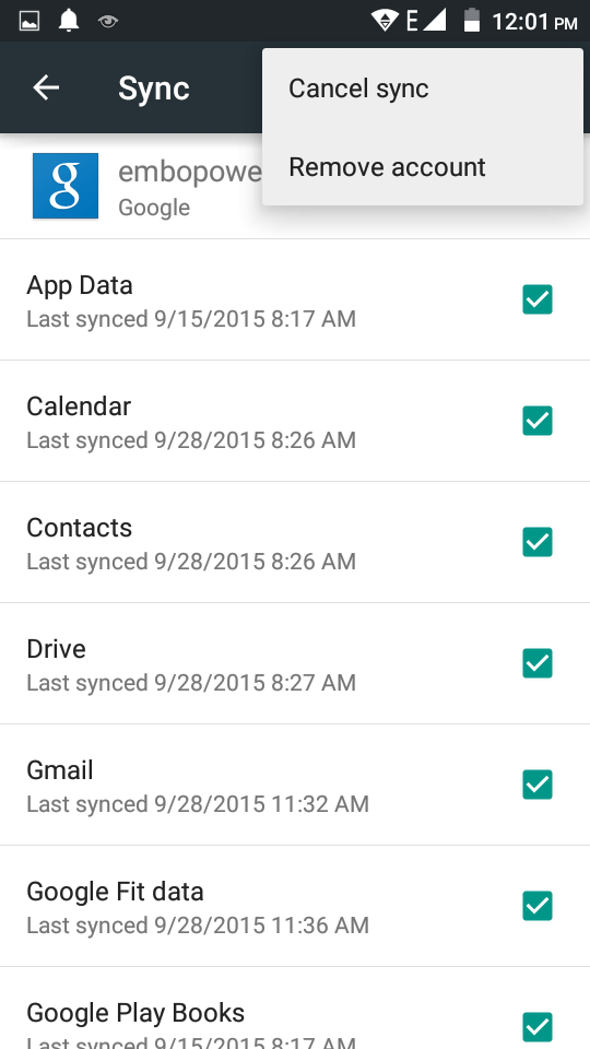 Ways to Delete Gmail Account on Android