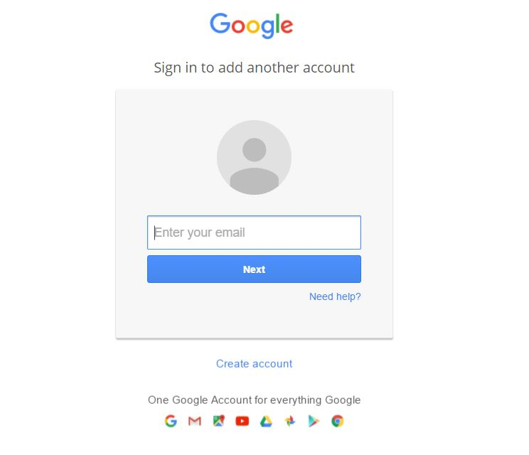 Access two Gmail accounts at once in the same browser