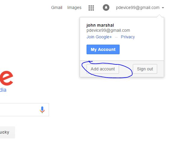 How to sign in to multiple Gmail accounts simultaneously
