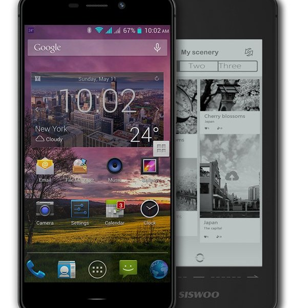 SISWOO R9 Darkmoon Smartphone Full Specification