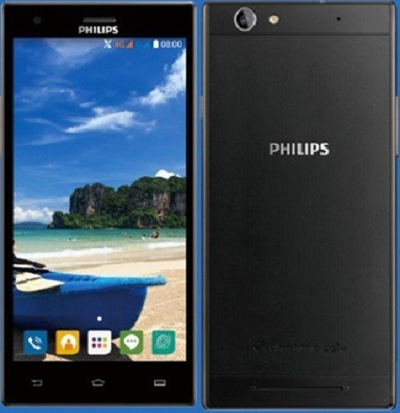 Philips Sapphire Life V787 Smartphone Full Specification
