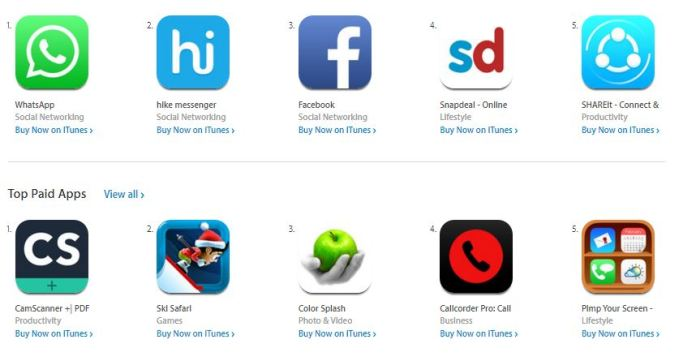 apple best apps of all time
