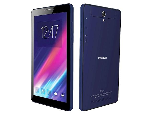 Celkon CT722 Tablet Full Specification