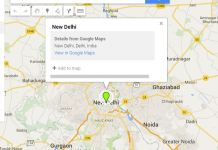 How to Embed Google Maps Exact Location on Your Website