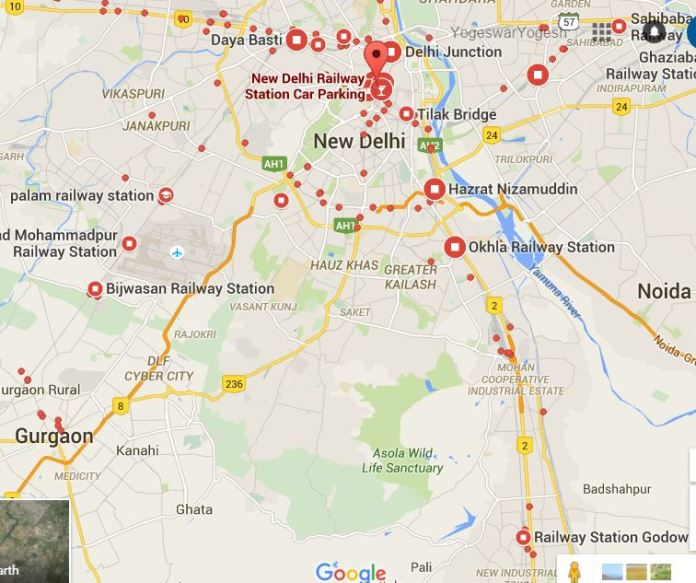 How to Embed Google maps Location with Our website
