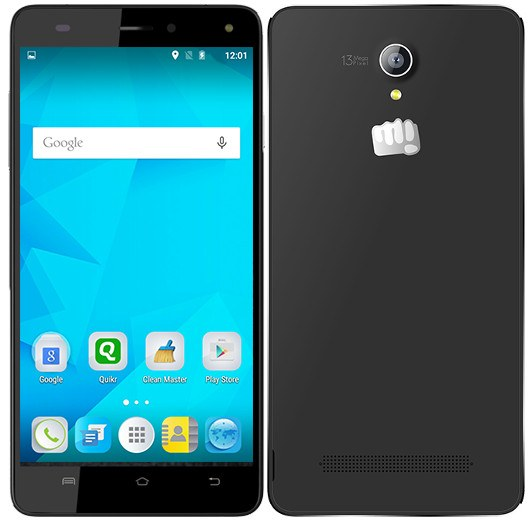 Micromax Canvas Pulse 4G Smartphone Full Specification