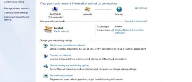 find wi-fi password using general method in windows machine