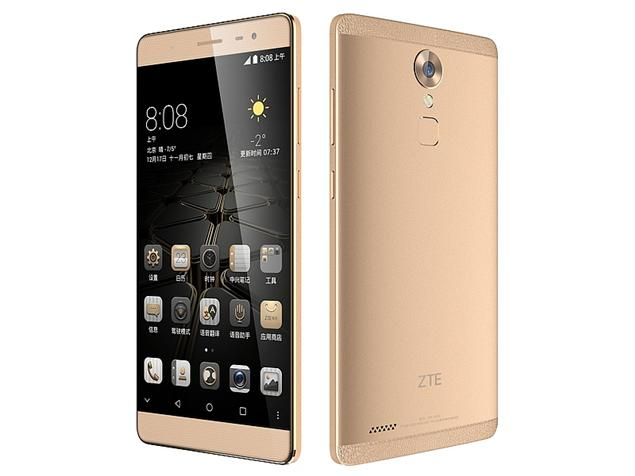 ZTE Axon Max Smartphone Full Specification