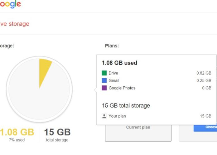 How to Add additional Storage into Google Gmail account