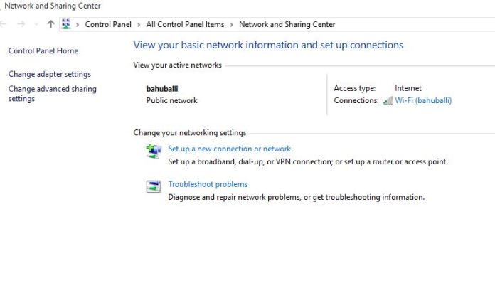 Create and Configure a Dial-Up Connection in Windows 10