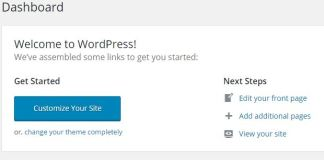 How to Remove Welcome to WordPress from admin panel
