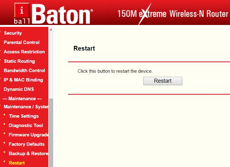 How to Restart Your Wifi Router Remotely