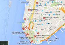 How to Take Print of Google Maps