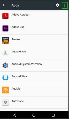 How to change your default browser and phone apps in Marshmallow