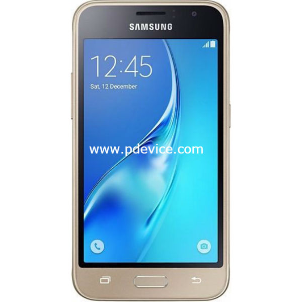 Samsung Galaxy J1 (2016) Smartphone Full Specification