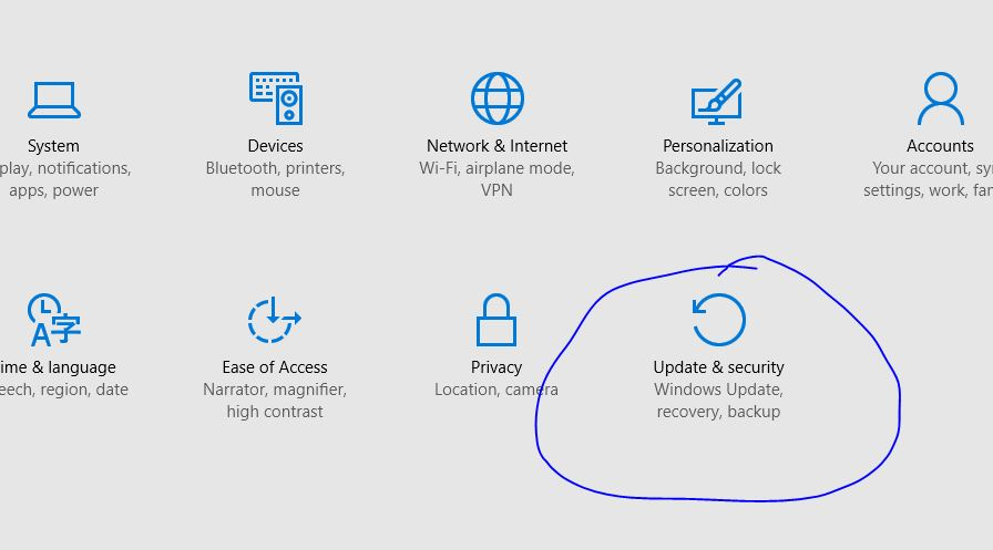 Turn On Security Mode in Windows 10