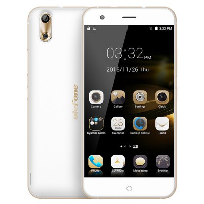 ULEFONE Paris Golden Smartphone Full Specification