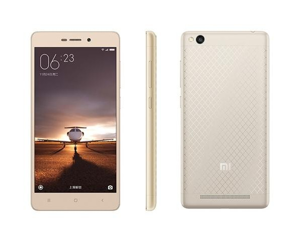 Xiaomi Redmi 3 Smartphone Full Specification