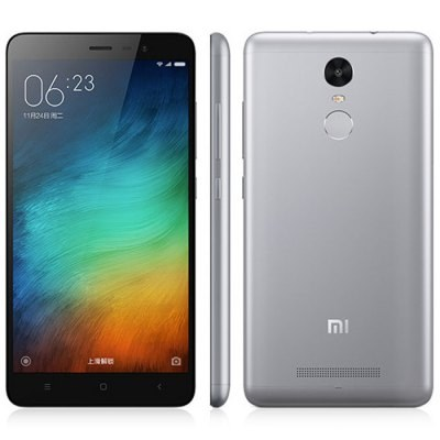 Xiaomi Redmi Note 3 Pro Smartphone Full Specification