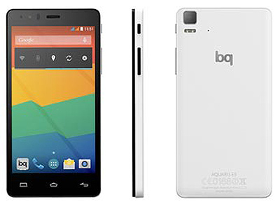 BQ Aquaris E5s Smartphone Full Specification