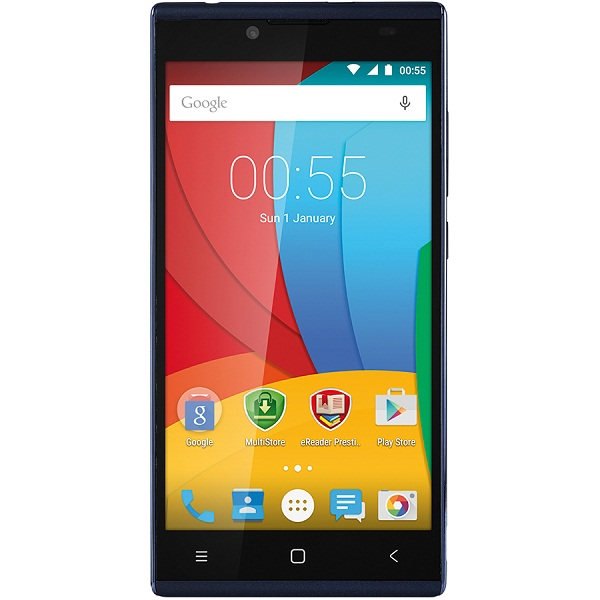 Prestigio Grace Q5 Smartphone Full Specification