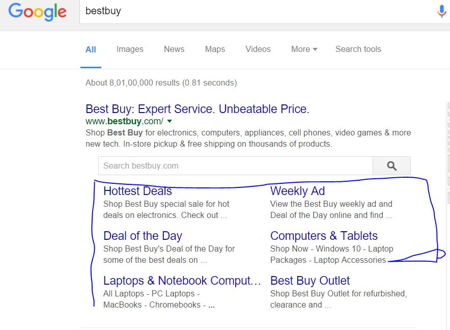 SEO & Sitelinks- How to Get Google Subheadings in Search