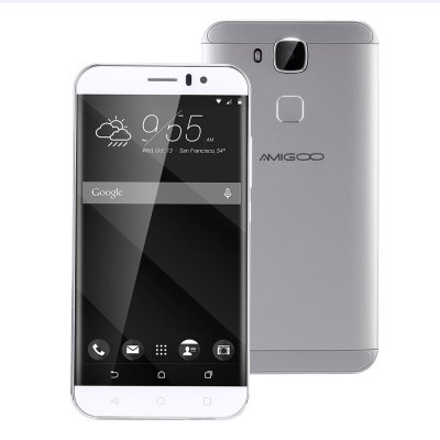 Amigoo H8 Smartphone Full Specification