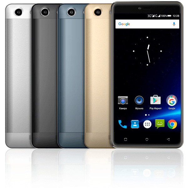 Highscreen Power Rage Smartphone Full Specification