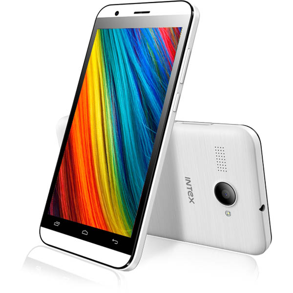 Intex Cloud Force Smartphone Full Specification